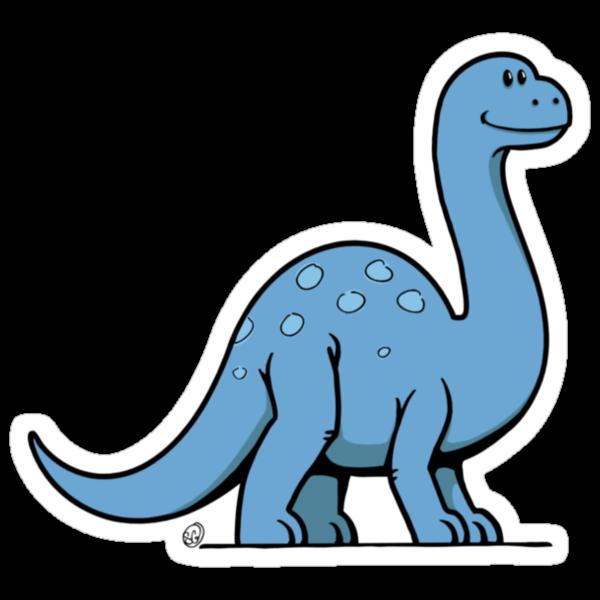 DinoKids Brontosaurus 01 by SGZM