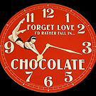 GIVE THE GIFT OF TIME TO THE CHOCOHOLIC IN YOUR LIFE  by Colleen2012