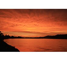 Chinderah - after a storm ... Photographic Print