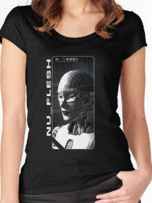ANDROID 2501 Women's Fitted Scoop T-Shirt