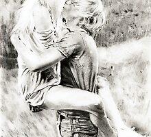 more of love_pencil by danijelg
