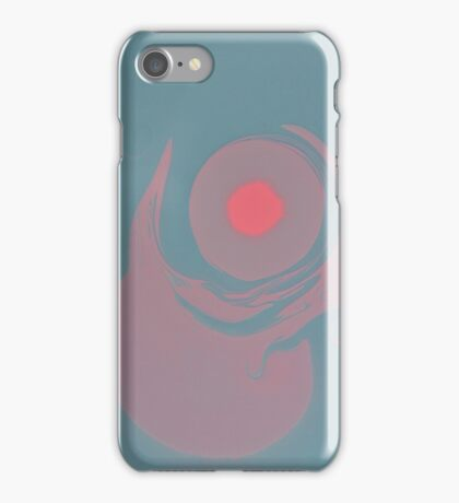 Fluid Painting S1-02 iPhone Case/Skin