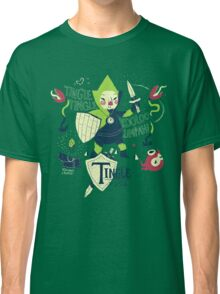 the legend of tingle: the magic words of time Classic T-Shirt