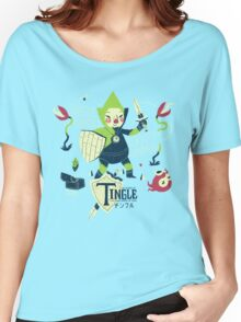 the legend of tingle: the magic words of time Women's Relaxed Fit T-Shirt
