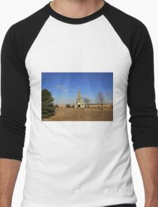 Little Church on The Prairie Men's Baseball ¾ T-Shirt