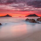Shoal Bay Beach by Andi Surjanto