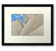 Thought Processes Framed Print