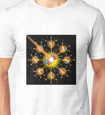 Nuclear Fission Explosion Unisex T-Shirt