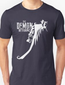 The Demon Returns (White) T-Shirt