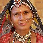 Rajasthani Beauty by AroundOurWorld