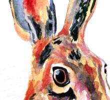 Hare 32 Sticker