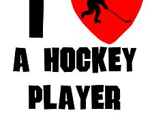 I Heart A Hockey Player by kwg2200