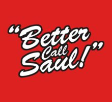 Better Call Saul by TonySinger
