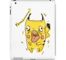 Pikaachuuu!! iPad Case/Skin