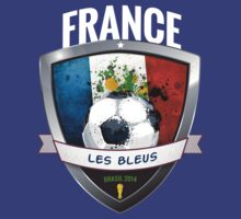 France - World Cup Brasil 2014 Collection by idandesign