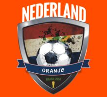 Netherlands - World Cup Brasil 2014 Collection T-Shirt