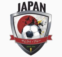 Japan - World Cup Brasil 2014 Collection by idandesign