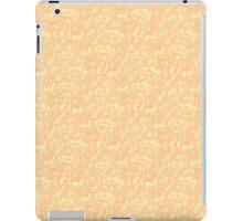 Orange Creamcicle - iPad iPad Case/Skin