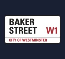Baker Street Sign by destinysagent