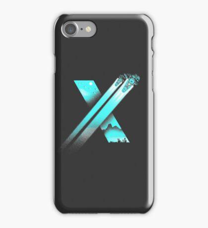 XENO CROSS iPhone Case/Skin
