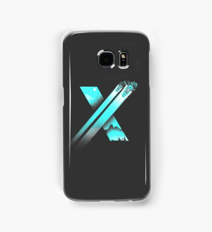 XENO CROSS Samsung Galaxy Case/Skin
