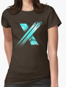 XENO CROSS Womens Fitted T-Shirt