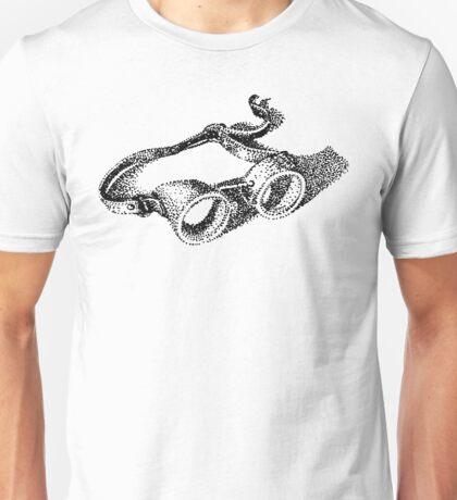 steampunk vintage welding goggles Unisex T-Shirt