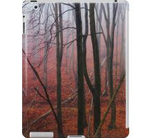 The Red Forest iPad Case/Skin