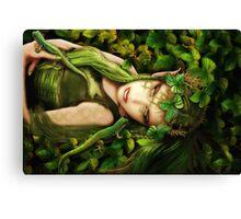 Elf Hazel Canvas Print