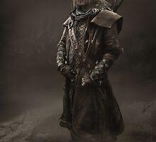 Aragorn by Babette van den Berg/ Babsartcreations