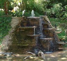 """Fountain"" by Carter L. Shepard by echoesofheaven"