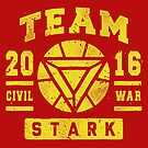 TEAM STARK by Brandon Wilhelm