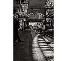 Half past rush hour Photographic Print