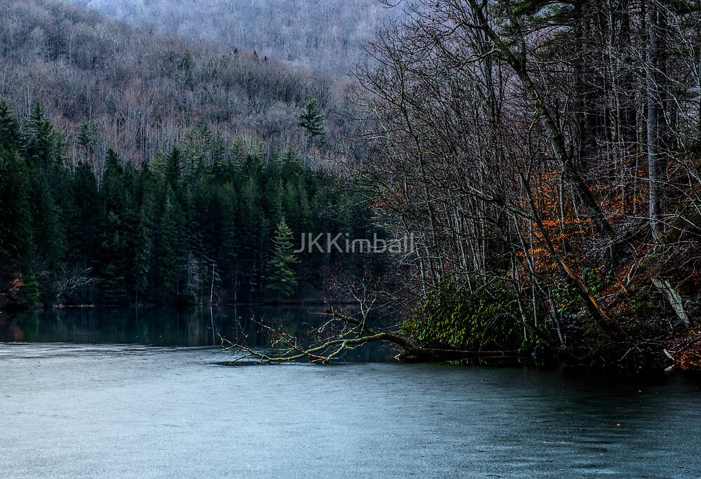 Winter Reflections by JKKimball