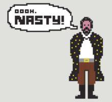KNIGHTMARE - OOOH, NASTY! (8bit) by dotgumbi