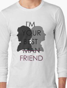 Best Man/Friend Long Sleeve T-Shirt