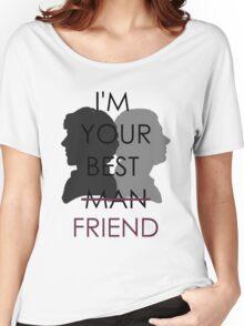 Best Man/Friend Women's Relaxed Fit T-Shirt