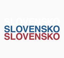 SLOVENSKO Kids Clothes