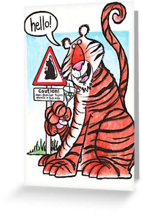 Tiger by dotmund