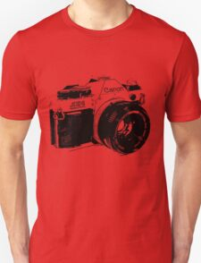 Vintage Canon Camera T-Shirt