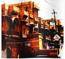 Jaisalmer Poster