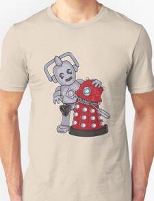 Destructive Hugs Unisex T-Shirt