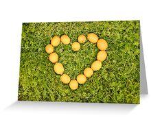 Lemon Grass Greeting Card