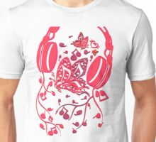 Butterfly_Notes Unisex T-Shirt