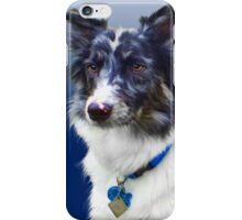 """Charlie on Blue"" iPhone Case/Skin"