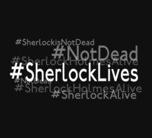#SherlockLives by cumberqueen