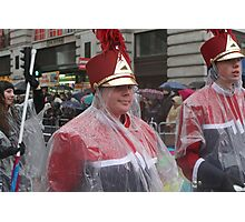 New Year's Day Parade  London 2014 Photographic Print