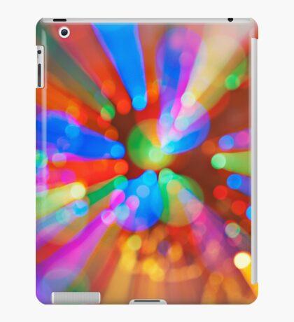 Light pattern 2 iPad Case/Skin