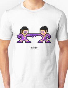 8-bit Wonder Twins T-Shirt