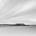 Deal Pier, Kent, England by Bob Culshaw